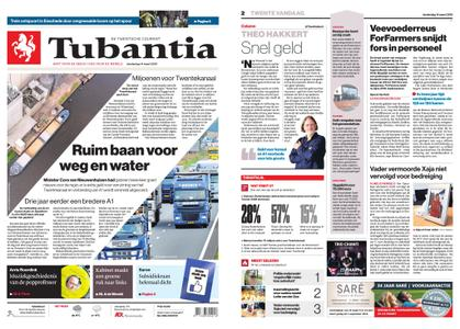 Tubantia - Enschede – 14 maart 2019