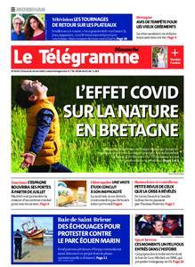 Le Télégramme Auray – 24 mai 2020