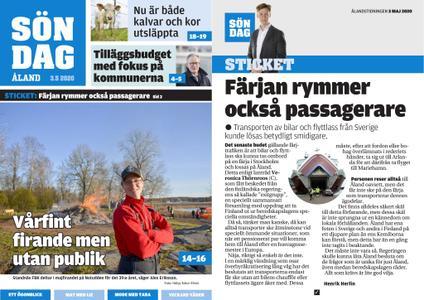 Ålandstidningen – 03 maj 2020
