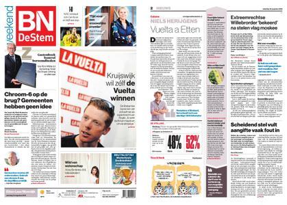 BN DeStem - Etten-Leur & Moerdijk – 24 augustus 2019
