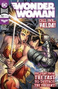 Wonder Woman 752 2020 Digital
