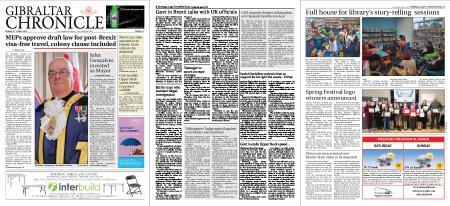 Gibraltar Chronicle – 05 April 2019