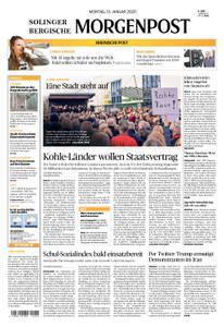 Solinger Morgenpost – 13. Januar 2020