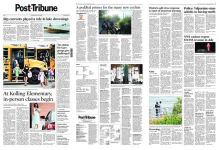 Post-Tribune – August 18, 2020