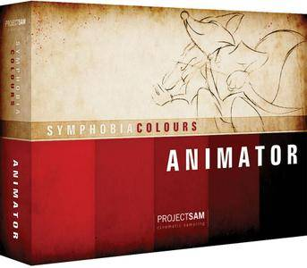 ProjectSAM Symphobia Colours Animator v1.3 KONTAKT