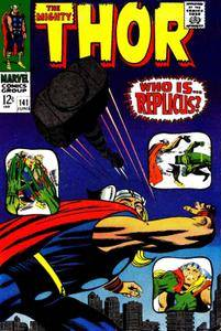 The Mighty Thor v1 141