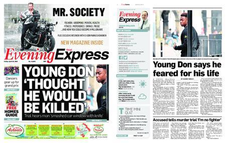 Evening Express – April 26, 2019