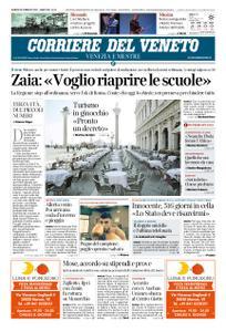Corriere del Veneto Venezia e Mestre – 28 febbraio 2020