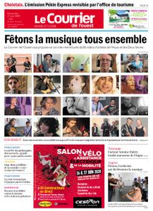 Le Courrier de l'Ouest Angers – 21 juin 2020