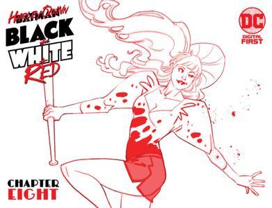 Harley Quinn Black + White + Red 008 2020 digital Son of Ultron