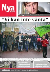 Nya Åland – 16 mars 2019