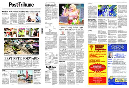 Post-Tribune – August 01, 2019