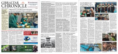 Gibraltar Chronicle – 27 April 2021