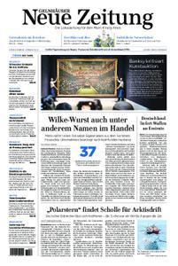Gelnhäuser Neue Zeitung - 05. Oktober 2019