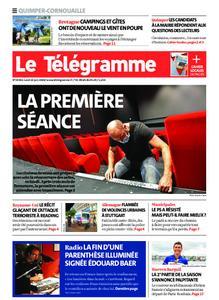 Le Télégramme Ouest Cornouaille – 22 juin 2020