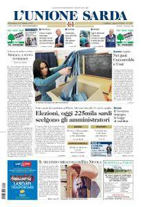 L'Unione Sarda - 11 Giugno 2017