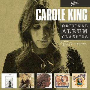 Carole King - Original Album Classics (2008) 5CD Box Set