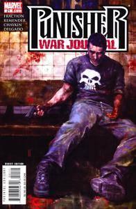 For PostalPops in case you want it all- Punisher War Journal v2 021 2008 cbr
