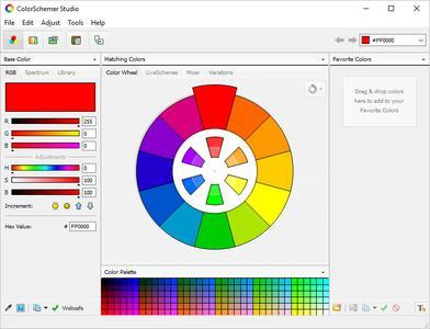 ColorSchemer Studio 2.1.0