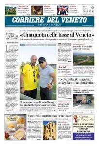 Corriere del Veneto Padova e Rovigo – 13 ottobre 2018