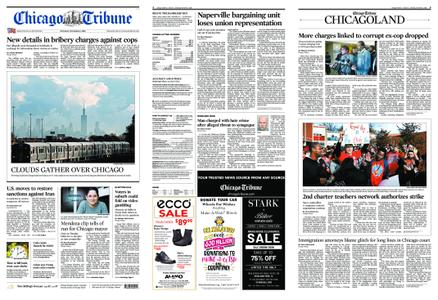 Chicago Tribune – November 03, 2018
