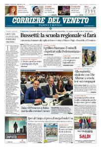 Corriere del Veneto Padova e Rovigo – 07 luglio 2019