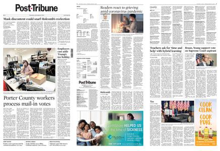 Post-Tribune – September 23, 2020