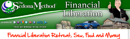 Hale Dwoskin - The Sedona Method: Financial Liberation