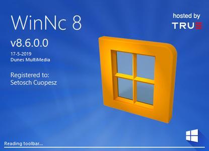 WinNc 8.6.0.0 Multilingual + Portable