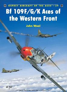 Bf 109F/G/K Aces of the Western Front (Osprey Aircraft of the Aces 29)