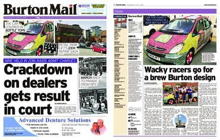 Burton Mail – June 13, 2018