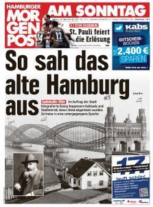 Hamburger Morgenpost - 28 April 2019