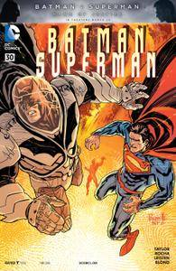 Batman - Superman 030 2016 4 covers Digital