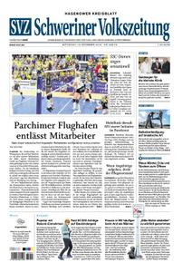 Schweriner Volkszeitung Hagenower Kreisblatt - 19. Dezember 2018