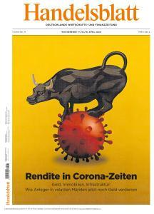 Handelsblatt - 17-19 April 2020