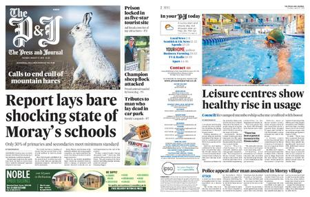 The Press and Journal Moray – August 27, 2019