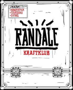 Kraftklub - Randale Live 2015 (2019) [BDRip 1080p]
