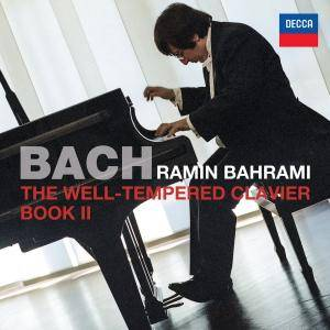 Ramin Bahrami - Bach: The Well-Tempered Clavier Book II (2016) [TR24][OF]