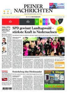 Peiner Nachrichten - 16. Oktober 2017