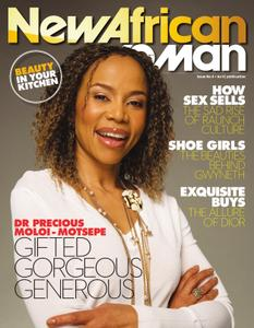 New African - New African Woman - Issue 4