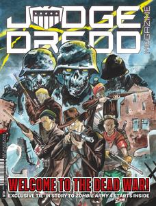 Judge Dredd Megazine 416 2020 digital Minutemen