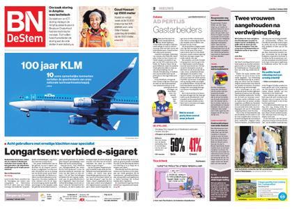 BN DeStem - Bergen op Zoom – 07 oktober 2019