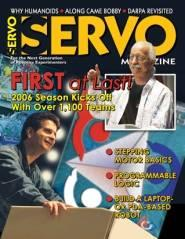 Servo Magazine January 2006