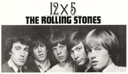 The Rolling Stones - 12 X 5 (1964) [3 Releases]