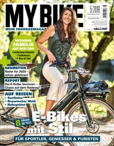 My Bike - September-Oktober 2019