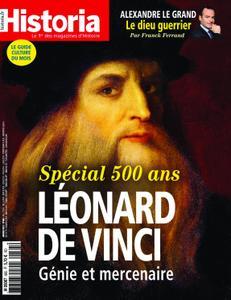 Historia - janvier 2019