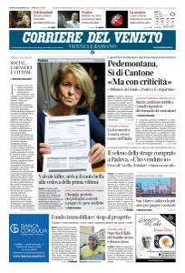 Corriere del Veneto Vicenza e Bassano - 8 Dicembre 2017