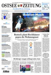 Ostsee Zeitung Wolgast - 28. November 2018