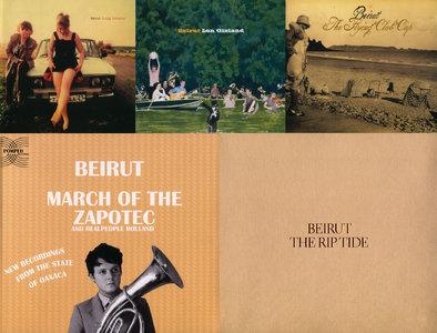Beirut - Studio Albums & EPs Collection 2005-2011 (6CD)