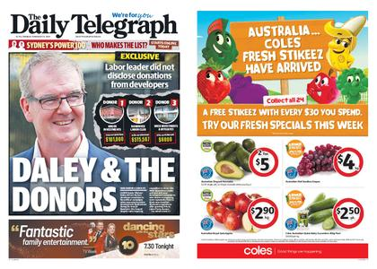 The Daily Telegraph (Sydney) – February 25, 2019